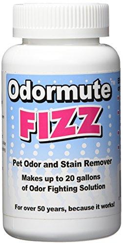 Hueter Toledo Odormute Fizz! 20 Bottle, 20 gal by Hueter Toledo