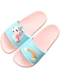 253b8484d9f2 Kids Household Sandals Anti-Slip Indoor Outdoor Home Slippers for Girls and  Boys