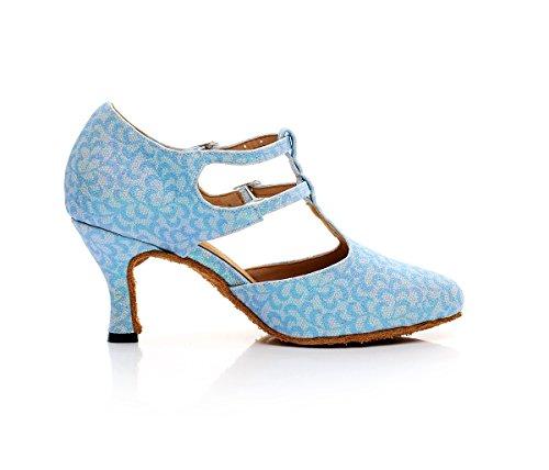 Minitoo - salón mujer, Azul, 39