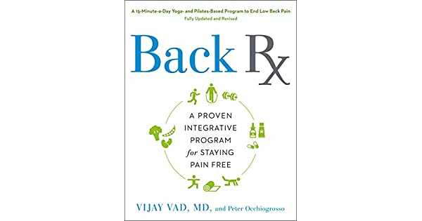 Amazon.com: Back RX: A 15-Minute-a-Day Yoga- and Pilates ...