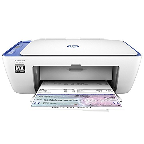 VersaCheck HP Deskjet 2655MX - MICR and Color All-in-One Printer