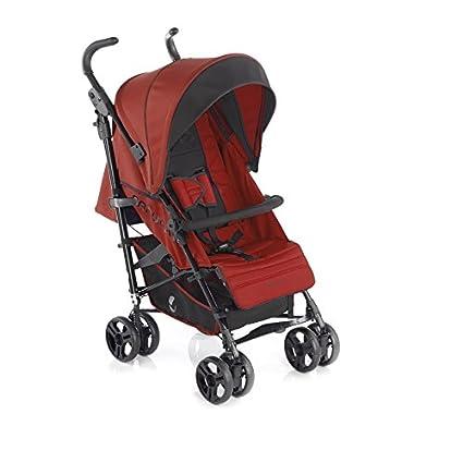 Jané Nanuq XL 2016 - Silla de paseo, color rojo: Amazon.es: Bebé