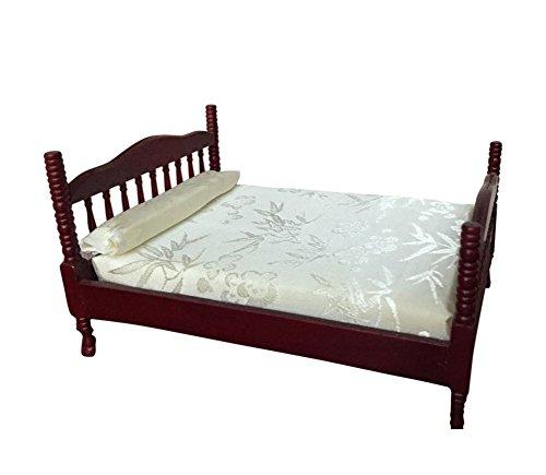 vintage doll bed - 8