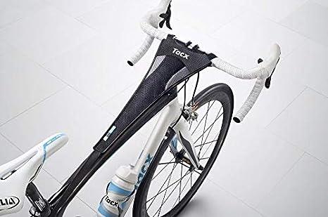 Tacx - Cubierta de sudor para bicicleta, Negro, Talla única ...