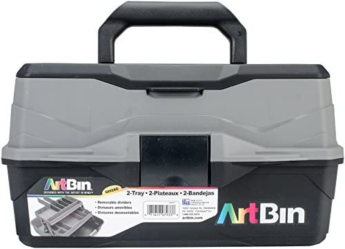 ArtBin Two Tray Supply 6892AG