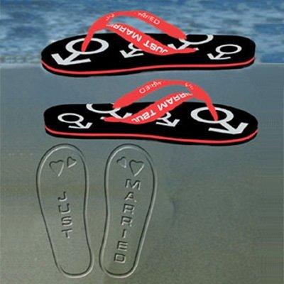 740dfa5ad229 Honeymoon Flip Flops Mens - Black (Size 8-10 UK)  Amazon.co.uk  Kitchen    Home