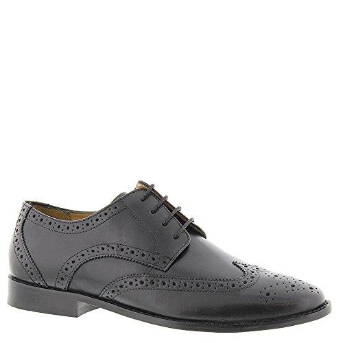 Mens Wingtip Shoes (Florsheim Men's Montinaro Wingtip Oxford, Black, 11 3E US)