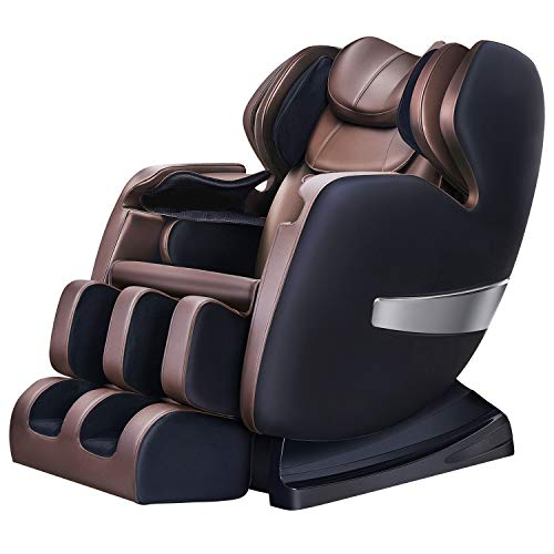 OOTORI S-Track Full Body Zero Gravity Shiatsu Massage Chair with Built-In Heat ,with 3D Robot Hand,Air Massage System and Foot Massage Therapy
