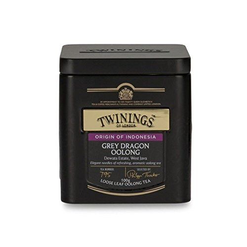 Twinings Grey Dragon Oolong 100g - Caddy (Pack of 4) by Twinings