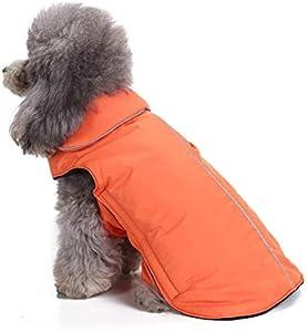 Scheppend Dog Jackets for Winter Windproof...