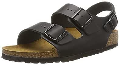 Birkenstock Women's Milano Sandals, Brown, 41 EU