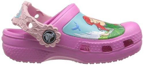 crocs Mädchen Creative Magical Day Princess Clogs Pink (Party Pink/Petal Pink)