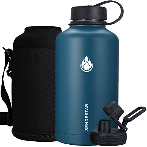 Sendestar Growler Double Insulated Stainless product image