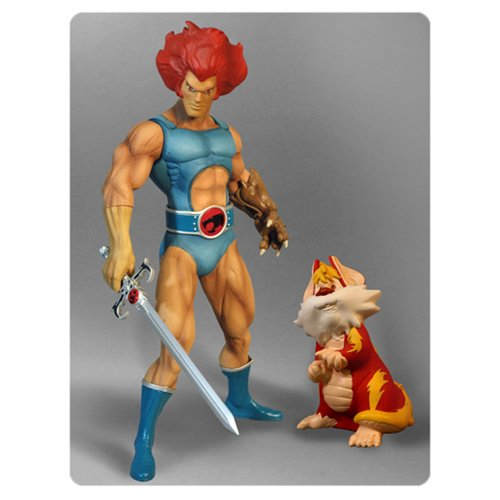 ThunderCats Lion-O and Snarf Mega Scale Action Figure 2-Pack