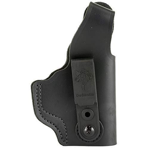 DeSantis Dual Carry II Black Right Hand S&W M&P Shield