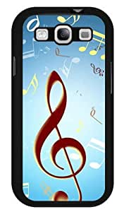 Musical Notes #2 - Case for Samsung Galaxy S3 SIII