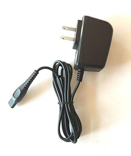Jack vendedor @ Philips Norelco Shaver Cable de carga de alimentación de repuesto para HQ8505(xm-15V-hp)