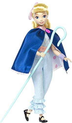 Disney Pixar Toy Story 4 Epic Moves Bo Peep Action Doll (Renewed)