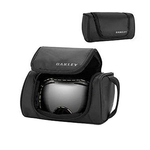 Oakley Oakley Universal Soft Goggles Case (Black) (Oakley Lenses Goggle)