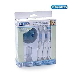 海淘美亚商品推荐:母婴用品-宝宝牙刷、电动牙刷、牙膏、牙胶等