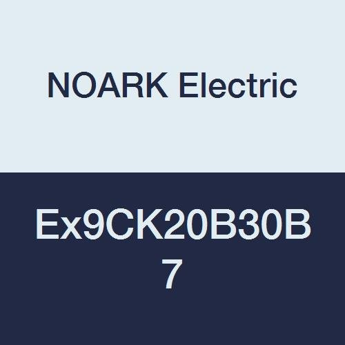 NOARK Electric Ex9CK90B30U7 Definite Purpose Contactor Lug Terminals with Quick Connect Spades 3 NO 240V Coil 1311708 90 amp