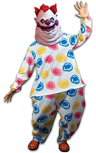 Trick or Treat Studios Men's Killer Klowns From Outer Space-Fatso Costume, Multi, One -