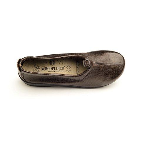 Bramble Womens Brown Ii 7851 Shoes Queen Arcopedico Loafers wxU0vcq