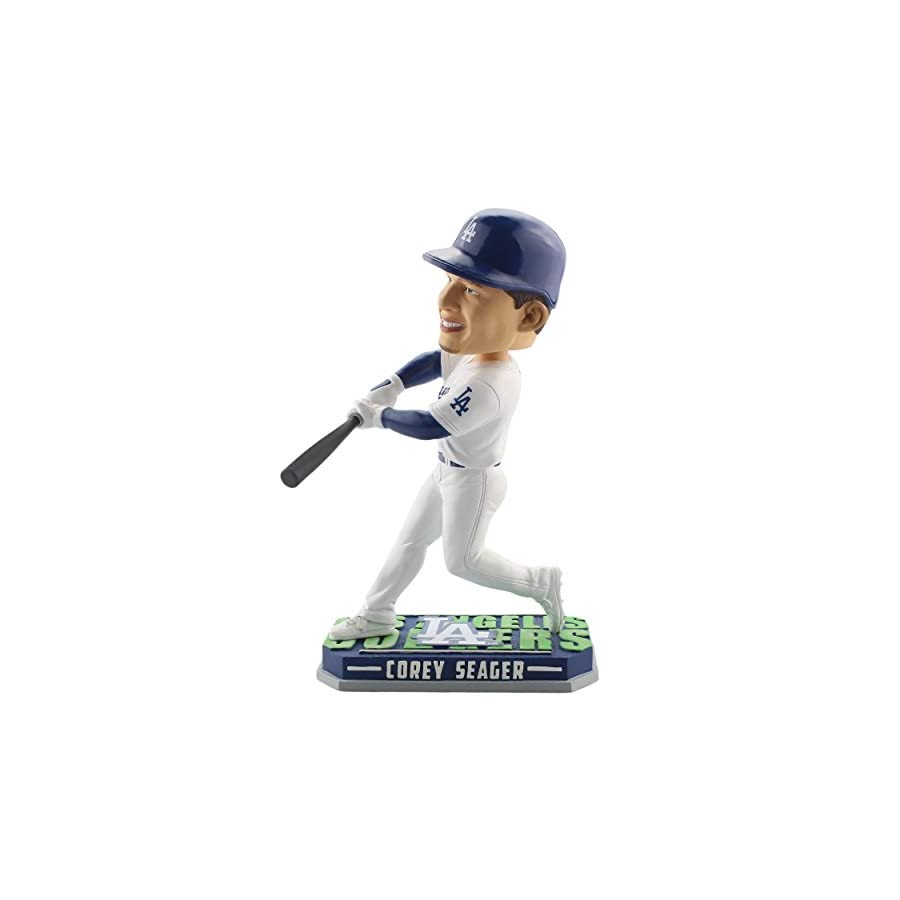Corey Seager Los Angeles Dodgers Glow in the Dark Special Edition Bobblehead MLB