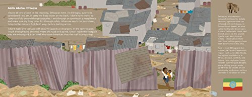 Adventures to School: Real-Life Journeys of Students from Around the World by little bee books (Image #2)