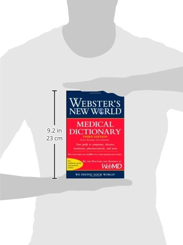 Webster's New World Medical Dictionary, 3rd Edition