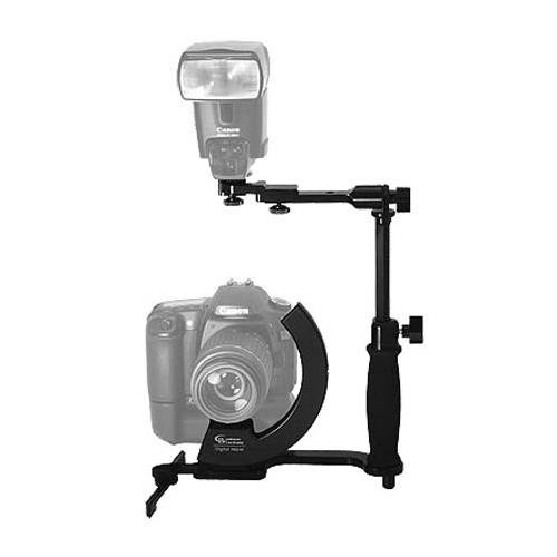 Digital Prom Bracket - Custom Brackets Digital PRO M Rotating Camera Bracket for Digital & 35mm Film Cameras.