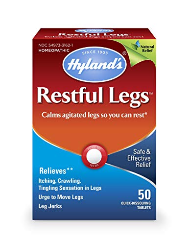 Restful Legs Tablets by Hyland