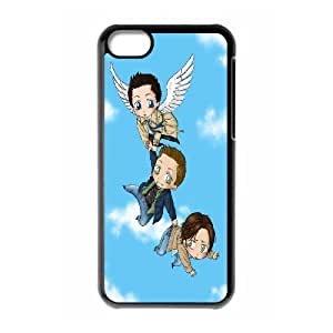 UNI-BEE PHONE CASE For Iphone 5c -Flying Angels-CASE-STYLE 1