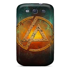 Protector Hard Phone Case For Samsung Galaxy S3 (sJY15252KCYe) Provide Private Custom Attractive Linkin Park Band Image