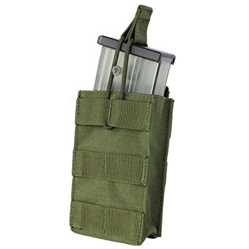(Condor Single Open Top G36 Rifle Magazine Mag Pouch 191129 (OD Green))