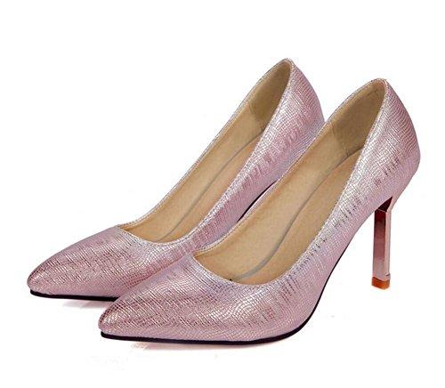 Chaussures à talons hauts chaussures à talons hauts , pink , 37