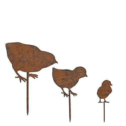 Set picas Jardinière familia pájaros: Amazon.es: Hogar