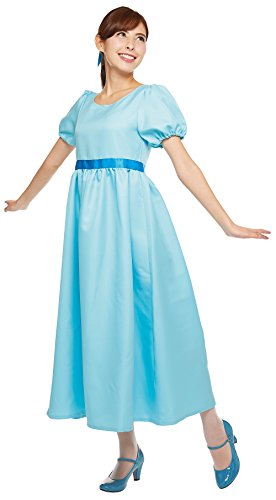 sc 1 st  Funtober & Disney Womenu0027s Wendy Costume from Peter Pan - Funtober
