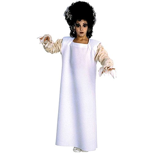 Bride of Frankenstein Costume Girl - Large