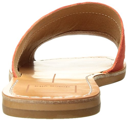 Slide Suede Vita Women's Orange Dolce Cato Sandal RnZtPcqO