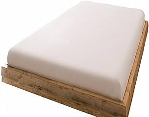 ボックスシーツ 綿100% ベッドシーツ 200本ブロード マットレスカバー 防ダニ 抗菌 BOXシーツ