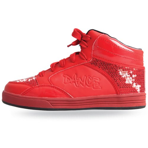 Gia-mia Volwassen Flash Hi-top Sneaker Roze