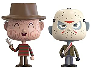 Funko Vynl: Horror-Freddy & Jason Collectible Figures