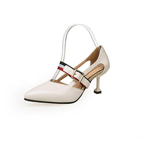 solo con finos Zapatos Donyyyy zapatos de y afilados Tacón Thirty five Ut1Hfq