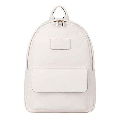 VF P916 Simple Backpack Ivory by Violett-Backpacks
