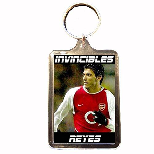 アーセナル – Invinciblesアイコンキーリング( Reyes ) B00DUV0TXO
