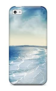 Kassia Jack Gutherman's Shop New Style Panoramic Premium Tpu Cover Case For Iphone 5c