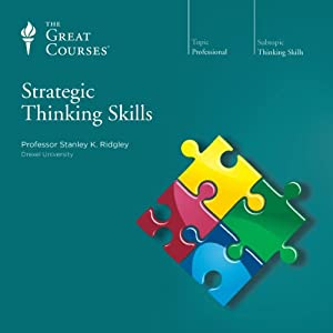 Strategic Thinking Skills Vortrag
