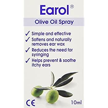 how to use olive oil ear drops
