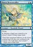 Magic: the Gathering - Oboro Breezecaller - Saviors of Kamigawa